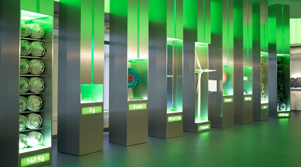 Groupe E Electrobroc, Centre d'information sur l'énergie