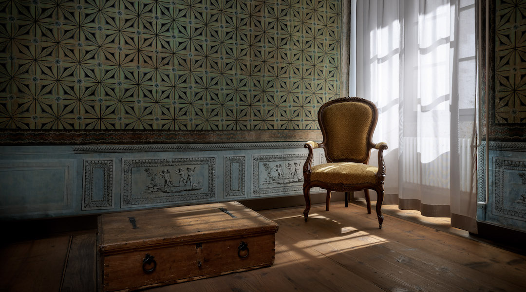 Musee du papier peint de Mezieres